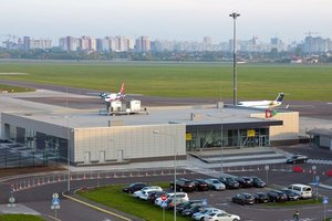 В Киеве просят запретить ночные самолеты