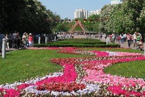 В Днепровском районе Киева появятся 24 новых парка и сквера