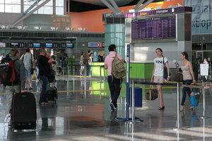 """Для лоукостеров в """"Борисполе"""" расконсервируют отдельный терминал"""