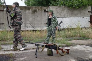 В Донецкой области за помощь боевикам женщину приговорили к восьми годам заключения