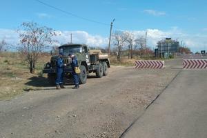 Химическая катастрофа в Крыму: ГСЧС рассказала об очистке херсонских дорог