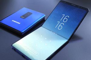 Гибкий смартфон Samsung превзойдет iPhone XS по цене