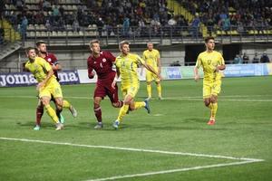 Чудо-гол Шведа принес Украине победу над Андоррой в отборе на молодежный Евро-2019