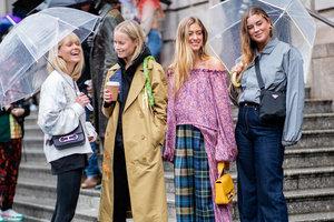 Streetstyle: лучшие уличные образы Недели моды в Нью-Йорке. Часть 2
