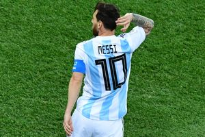 В сборной Аргентины не разрешают игрокам брать 10-й номер - ждут возвращения Месси
