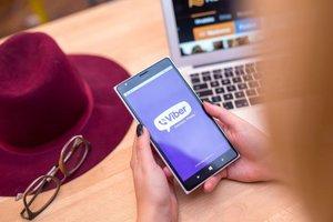 В работе Viber произошел глобальный сбой