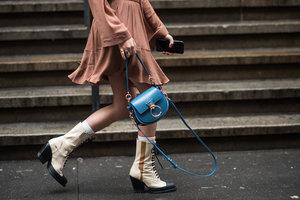 Streetstyle: самые красивые сумки с улиц Нью-Йорка