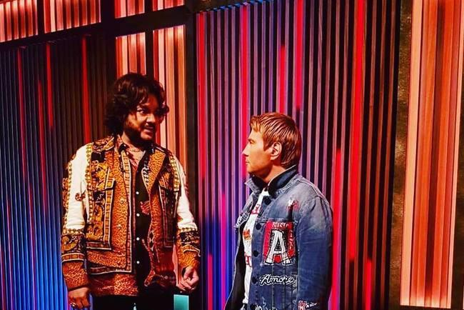 Филипп Киркоров и Николай Басков. Фото: instagram.com/nikolaibaskov