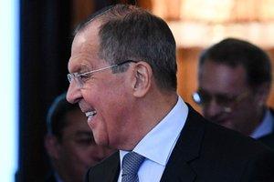 Путин рассмешил Лаврова словами о визовом режиме: опубликовано видео