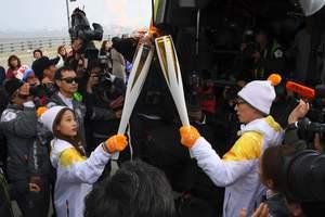 Южная и Северная Кореи хотят вместе провести Олимпиаду-2032