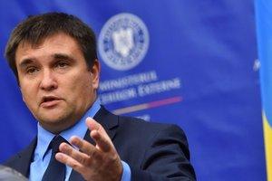 Климкин: В оккупированный Крым вода по контракту поставляться не будет