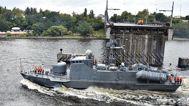 В городе корабелов. Фото: svidok.info