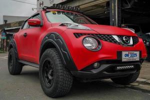 "Nissan Juke превратили во ""внедорожник"": фото"
