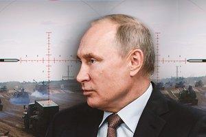 """Путин сделал заявления о мире и """"агрессивных планах"""" России"""