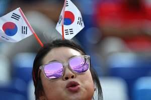 Южная Корея предложит КНДР, Китаю и Японии провести вместе ЧМ-2030