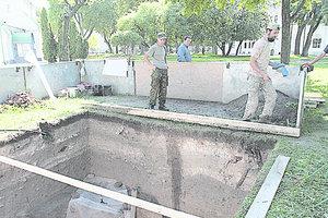Возле Софии Киевской археологи обнаружили уникальные находки