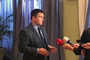 Климкин благодарит ЕС за продление санкций и просит их расширить