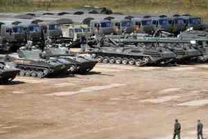 Россия подтянула дополнительные войска к границе с Украиной – разведка