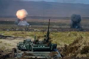 Россия начала новые военные учения: теперь в аннексированном Крыму и Армении