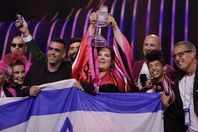 Нетта Барзилай. Фото: eurovisionworld.com