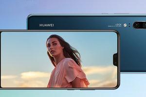 Huawei высмеяли Apple за их новые iPhone