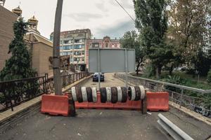 У Києві закрили найстаріший міст, аварійний вже 17 років