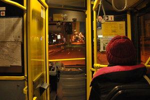 Изменятся маршруты двух автобусов из-за празднеств на Крещатике