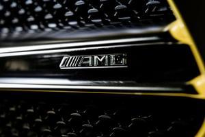 В Сети появились первые фото самого доступного Mercedes-AMG
