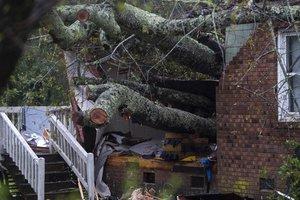 """Жертвами урагана """"Флоренс"""" в США стали пять человек"""