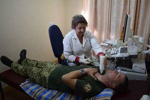 Бійці ООС можуть проходити реабілітацію, не покидаючи зони проведення операції