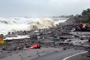 """Тайфун """"Мангхут"""" на Филиппинах унес жизни трех человек"""