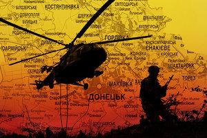 Бойовики на Донбасі за день чотири рази порушили режим припинення вогню