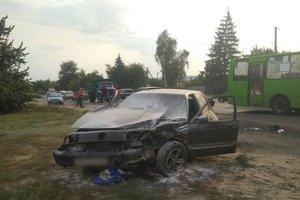 Смертельное ДТП под Харьковом: водитель взят под стражу