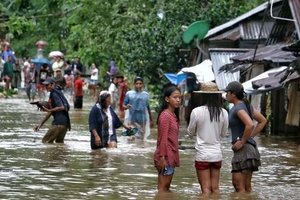 """Разрушительный тайфун """"Мангхут"""" на Филиппинах: погибли 28 человек"""