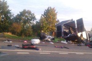ДТП с украинцами в России: СМИ сообщили новые подробности