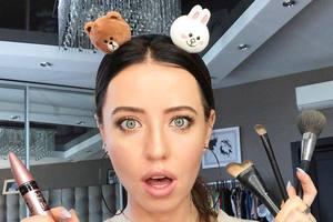Надя Дорофеева показала, как делает ежедневный мейк