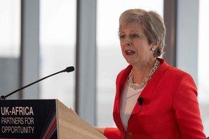 Мей: порівняння плану по Brexit з поясом смертника неприйнятне