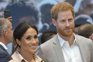 В сети появилось новое трогательное фото Меган Маркл и Принца Гарри