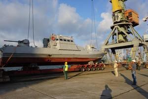 В Азовському морі до кінця року буде створена військово-морська база ЗСУ