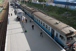 Часть электричек в Украине планируют заменить автобусами