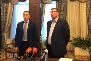 Луценко о беспорядках под Генпрокуратурой: Нет подтверждения об участии Тумгоева в АТО