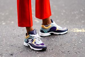 Streetstyle: какую обувь носят модницы Лондона