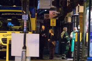 Один из пострадавших в ресторане в Солсбери находится в критическом состоянии