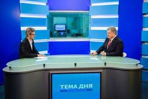 Порошенко дал новое обещание по зарплатам украинских военных