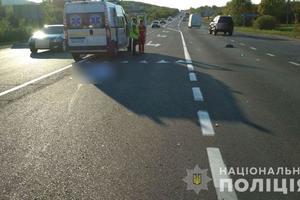 На Закарпатье иностранец насмерть сбил школьницу и пытался бежать за границу