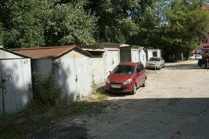 В Днепре из-за сноса гаражей разгорелся скандал