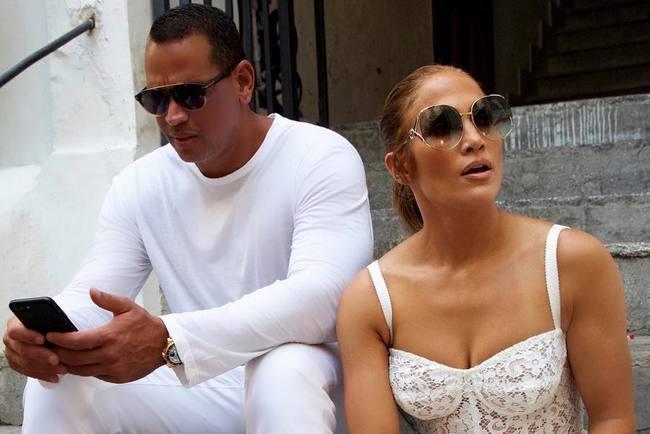 Дженнифер Лопес и Алекс Родригес. Фото: instagram.com/jlo