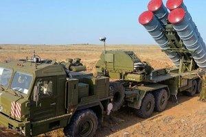 Россия впервые испытала свои С-400 в Сирии