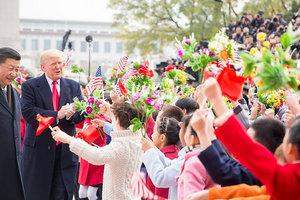 Трамп: Я единственный, кто остановит Китай