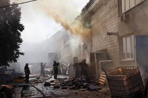 Масштабный пожар в Житомире локализован: что удалось спасти